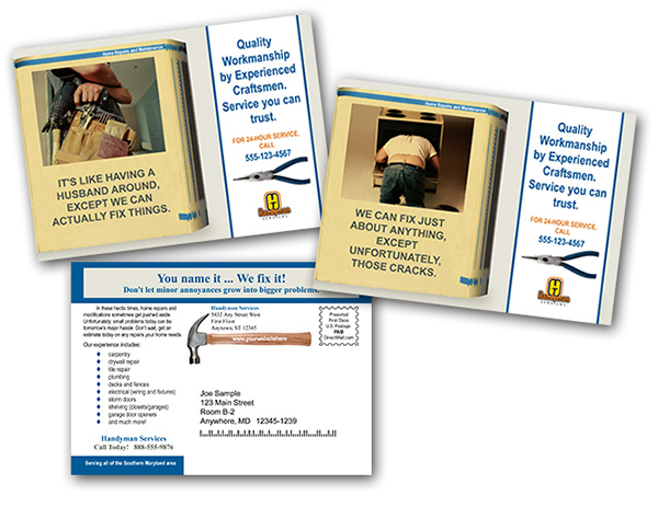 Magnificent Service Handyman Business Card Sample 600 x 473 · 101 kB · jpeg