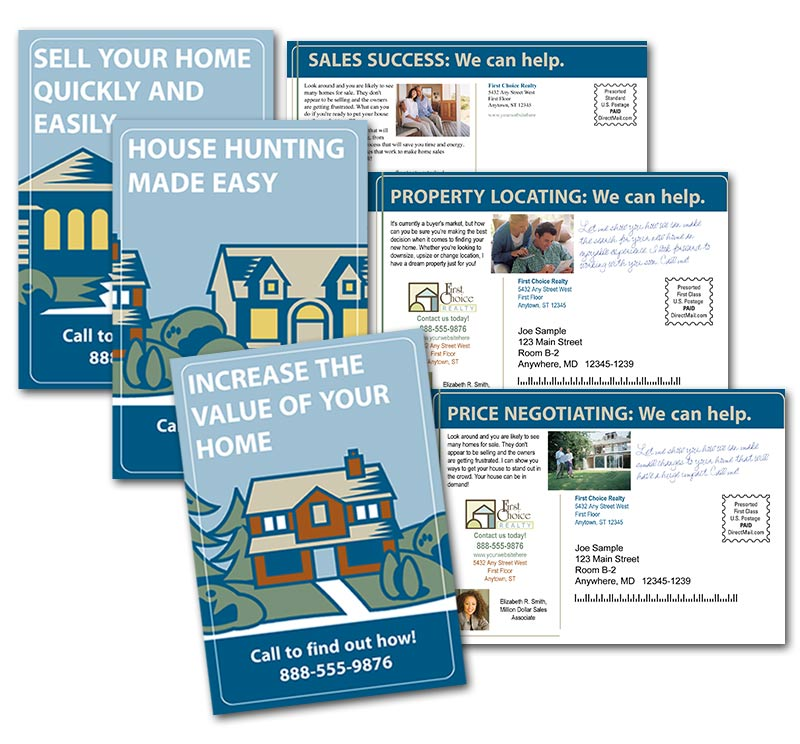 Postcard Printing - Print and Mail Real Estate Postcards at ...