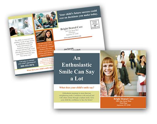 Postcard Printing - Print and Mail Dental Postcards at DirectMail.com