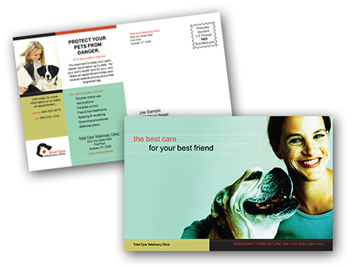 Best postcards for direct mail